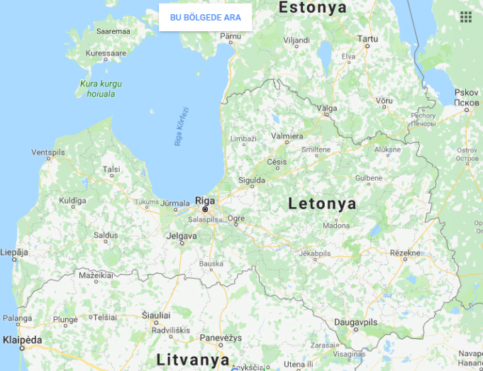 Letonya Nerede, Nasıl Gidilir?