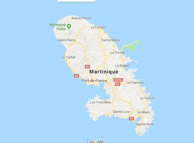 Martinique Nerede, Nasıl Gidilir?