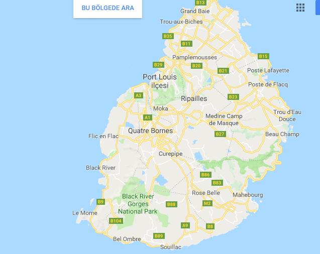 Mauritius Nerede, Nasıl Gidilir?