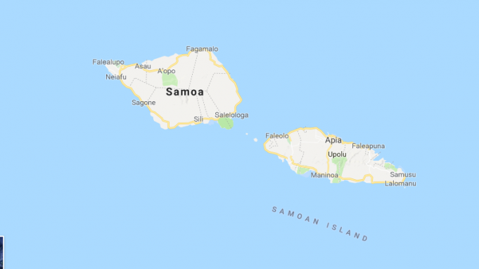 Samoa Nerede, Nasıl Gidilir
