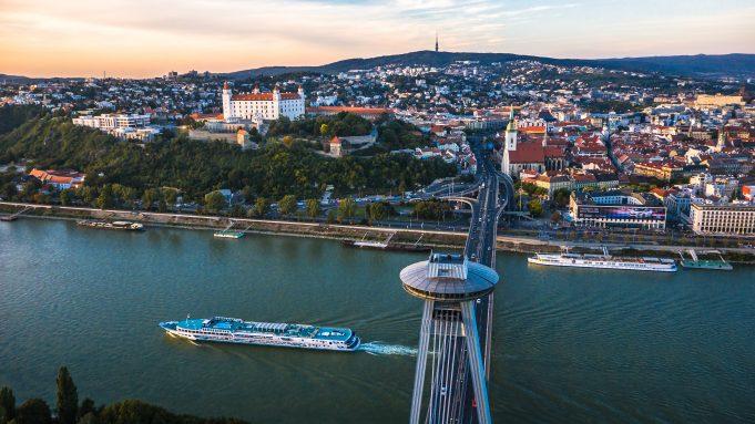 Slovakya'nın Başkenti, Şehirleri ve Bölgeleri