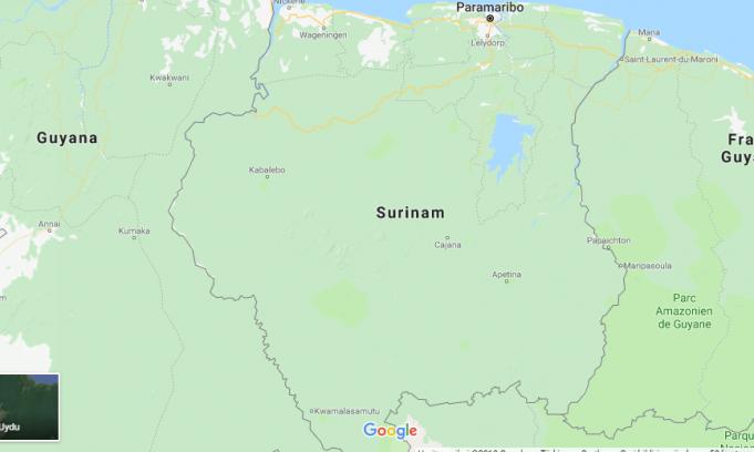 Surinam Nerede, Nasıl Gidilir?