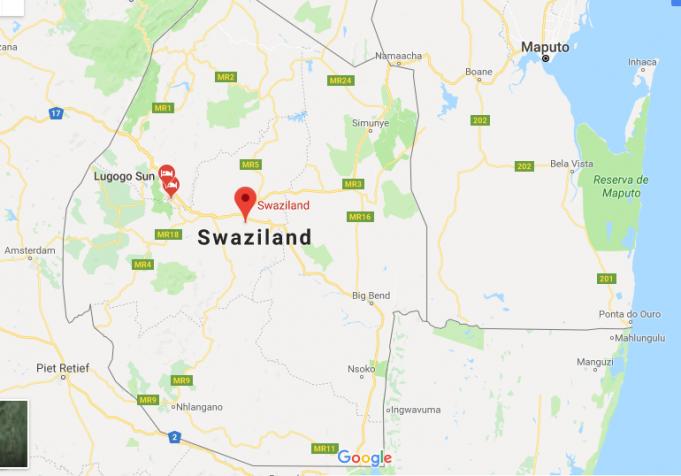 Svaziland Nerede, Nasıl Gidilir