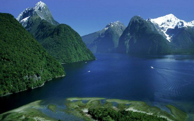 Yeni Zelanda'da Gezilecek 10 Yer