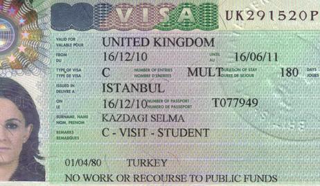 İngiltere Vizesi İçin Gerekli Evraklar ve Nasıl Alınır?