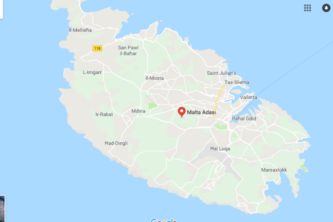 Malta'nın Başkenti, Şehirleri ve Bölgeleri