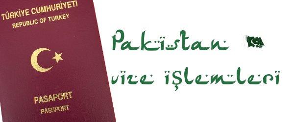 Pakistan Vizesi İçin Gerekli Evraklar ve Nasıl Alınır?