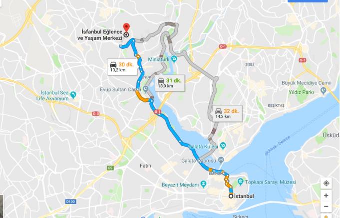 İsfanbul Tema Parkı Nerede, Nasıl Gidilir, Ziyaret Saatleri ve Giriş Ücreti