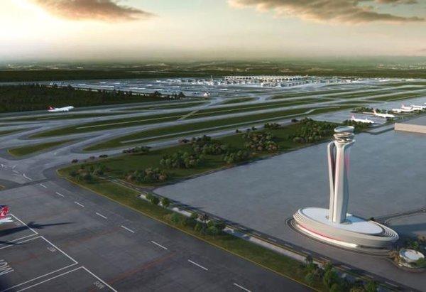 İstanbul Yeni Havalimanı Nerede, Nasıl Gidilir?