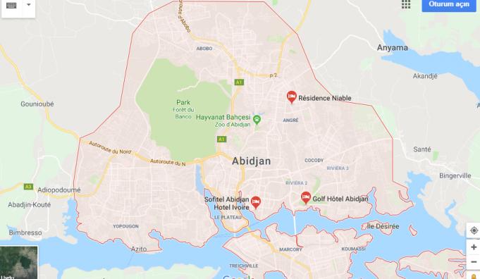 Abidjan Gezi Rehberi