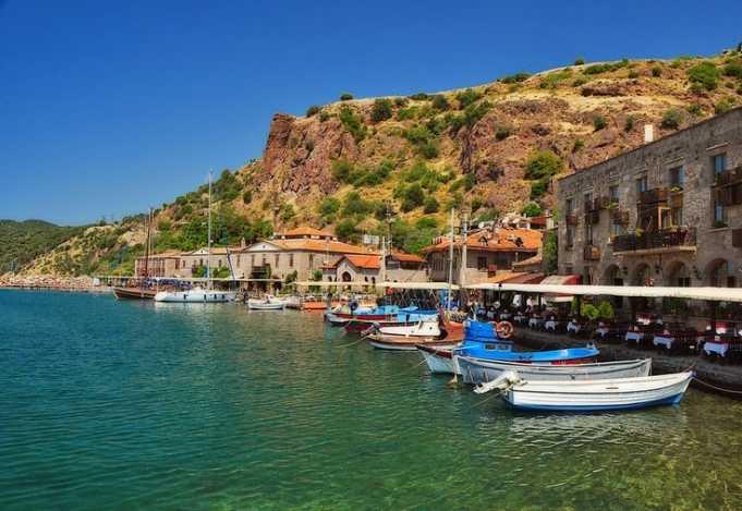 Behramkale Otelleri ve Behramkale Otel Fiyatları