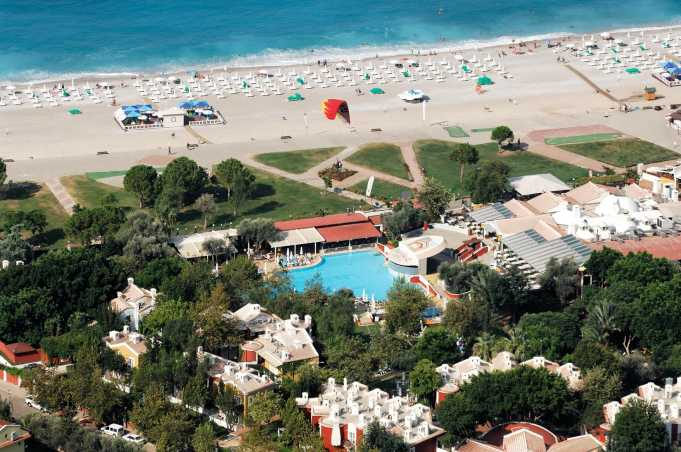 Belcekız Otelleri ve Belcekız Otel Fiyatları