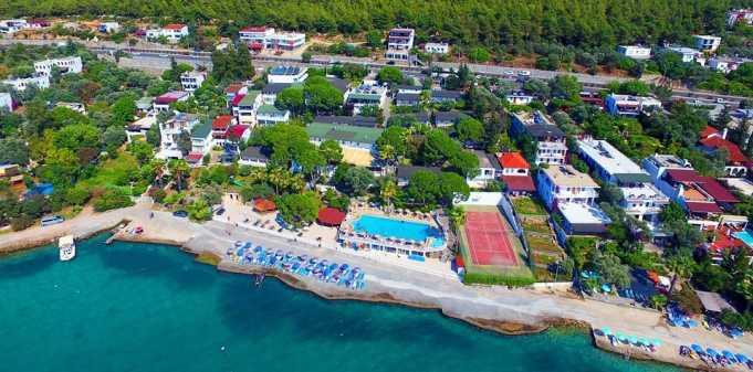 Güvercinlik Otelleri ve Güvercinlik Otel Fiyatları