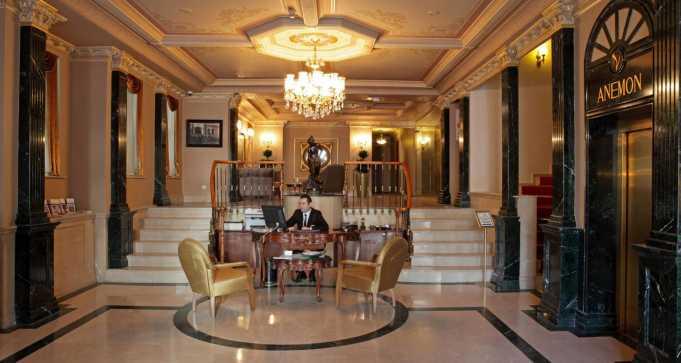 Galata Otelleri ve Galata Otel Fiyatları