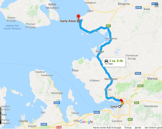 Garip Adası Nerede, Nasıl Gidilir?