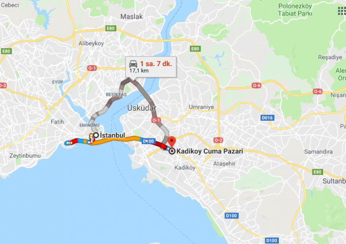 Kadıköy Cuma Pazarı Nerede, Nasıl Gidilir?