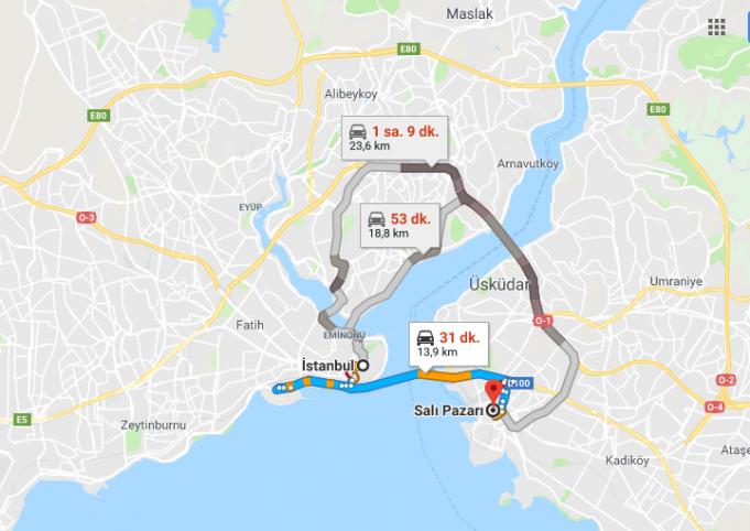 Kadıköy Salı Pazarı Nerede, Nasıl Gidilir?