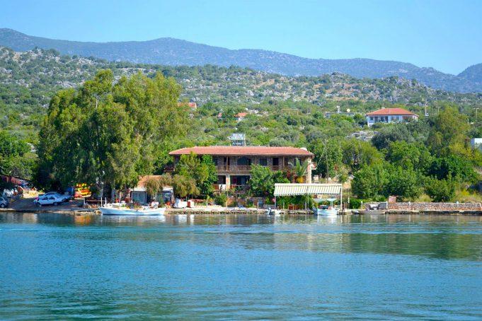 Kekova Adası Otelleri ve Kekova Adası Otel Fiyatları