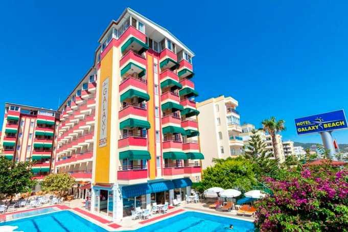 Mahmutlar Otelleri ve Mahmutlar Otel Fiyatları