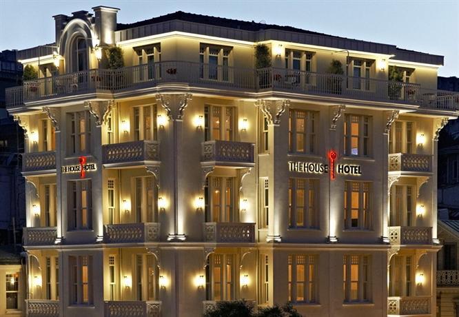 Nişantaşı Otelleri ve Nişantaşı Otel Fiyatları