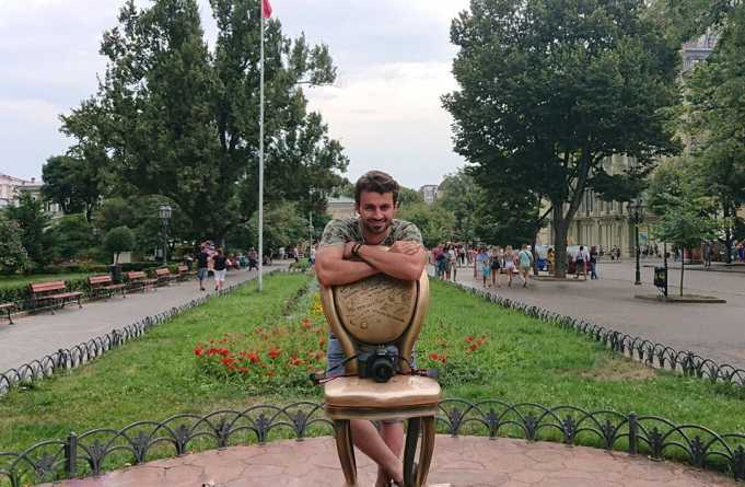 Özkan Çörek - Ukrayna