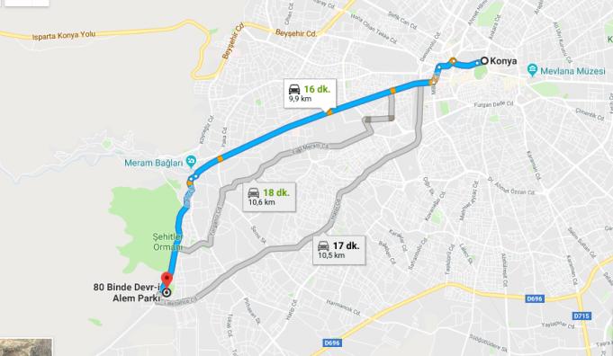 80 Binde Devr-i Alem Parkı Nerede, Nasıl Gidilir, Ziyaret Saatleri ve Giriş Ücreti