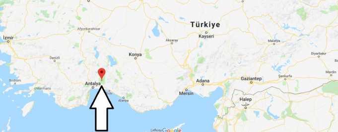 Antalya Nerede, Hangi Bölgede ve Nüfusu