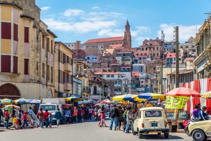 Antananarivo'da Gezilecek 10 Yer