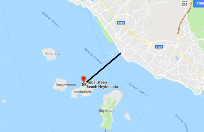 Aqua Green Beach Nerede, Nasıl Gidilir, Ziyaret Saatleri ve Giriş Ücreti