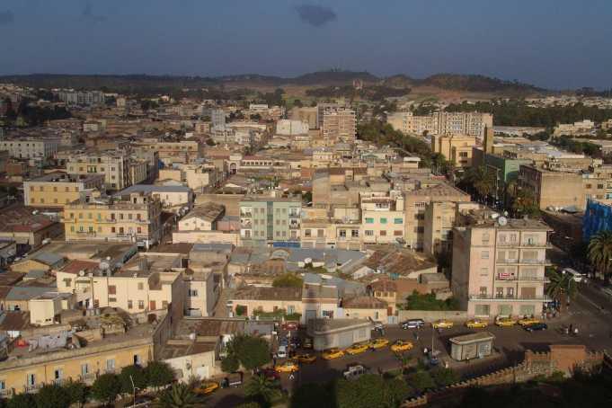 Asmara'da Gezilecek 10 Yer