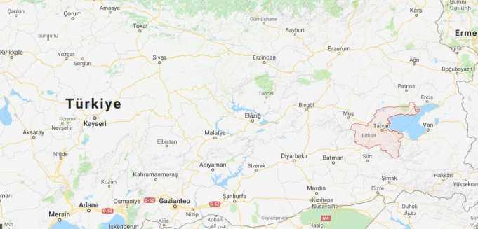 Bitlis Hakkında, Hangi Bölgede ve Nüfusu