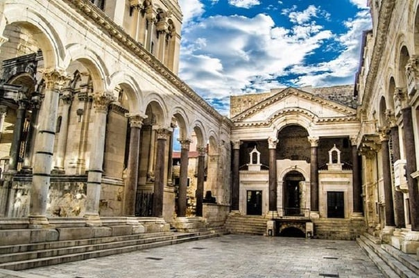 Split Diocletianus Sarayı