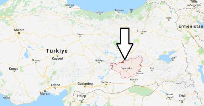 Diyarbakır Nerede, Hangi Bölgede ve Nüfusu