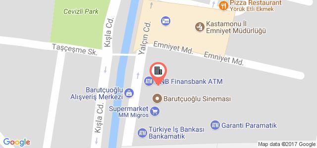 Fun Park Barutçuoğlu AVM Nerede, Nasıl Gidilir?