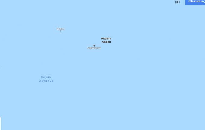 Pitcairn Adaları Gezi Rehberi