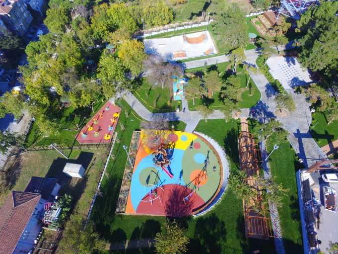 Selcuklu Macera Parkı, Küçükçekmece
