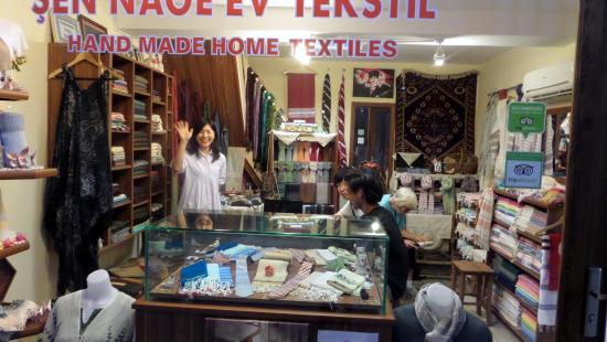 Şen Naoe Ev Tekstil Bergama