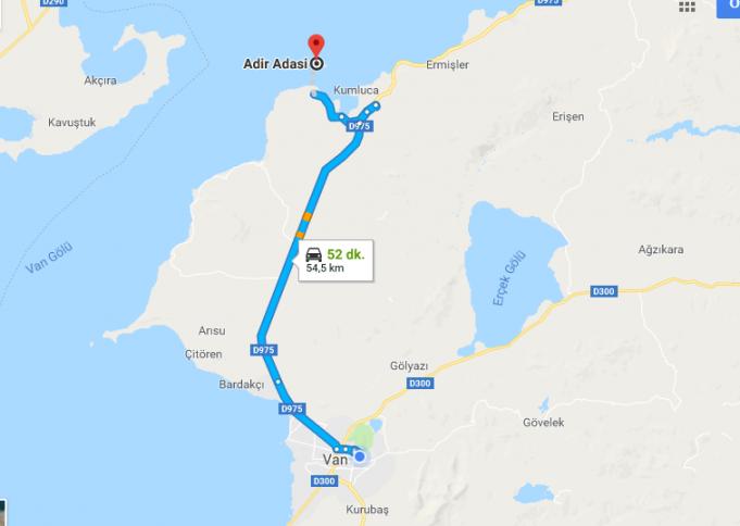 Adır Adası Nerede, Nasıl Gidilir?