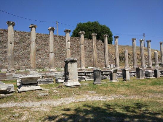 Asklepion Tapınağı Nerede, Nasıl Gidilir?