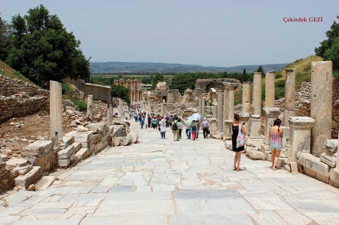Efes Kuretler Caddesi