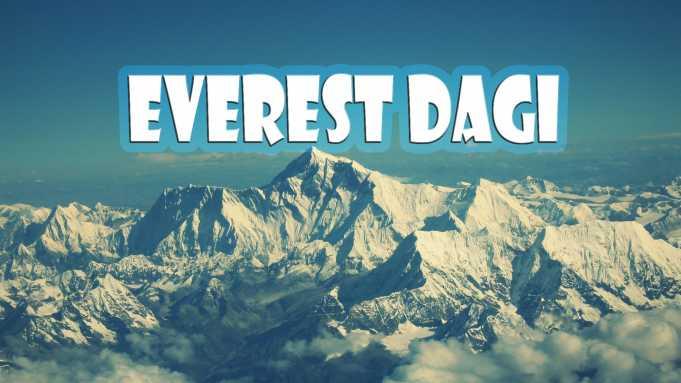 Everest Dağı Nerede