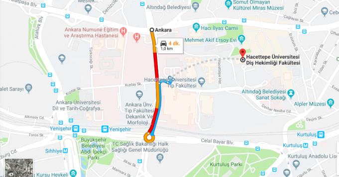 Hacettepe Üniversitesi Nerede, Nasıl Gidilir ve Hangi Şehirde?