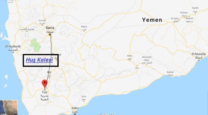 Huş Neresi, Haritası, Hakkında Kısa Bilgi