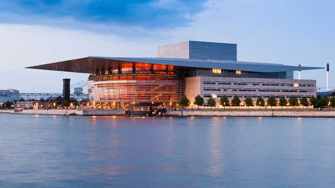 Kopenhag Opera Binası