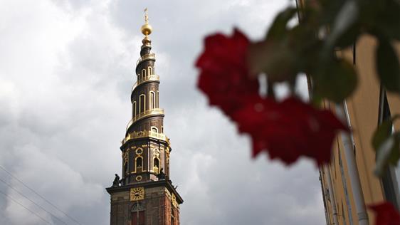 Kurtarıcı Kilisesi Kopenhag