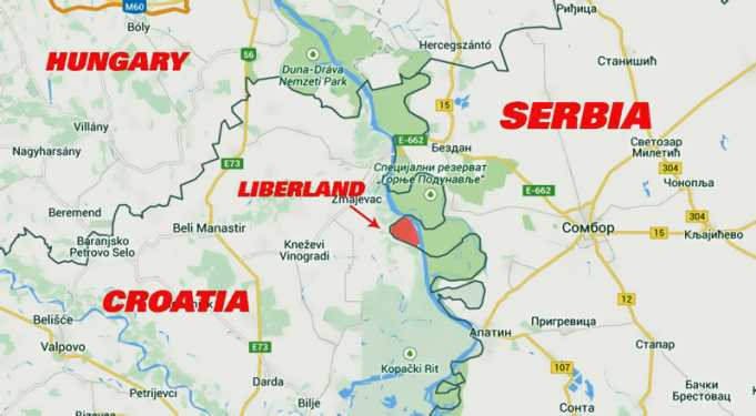 Liberland Nerede, Nasıl Gidilir?