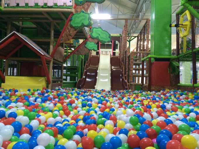 Monkeys Club JR Çocuk Eğlence Merkezi
