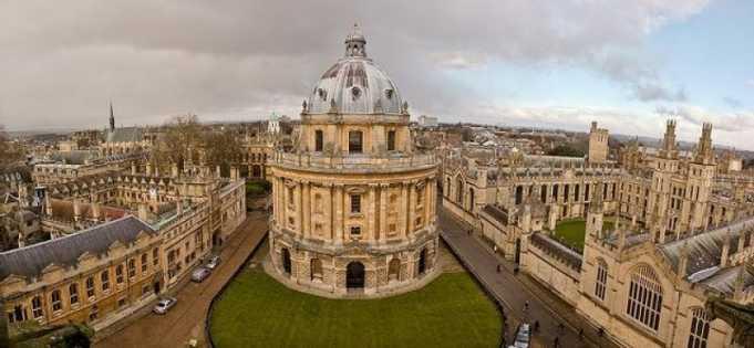 Oxford Üniversitesi Nerede, Hangi Ülkede?