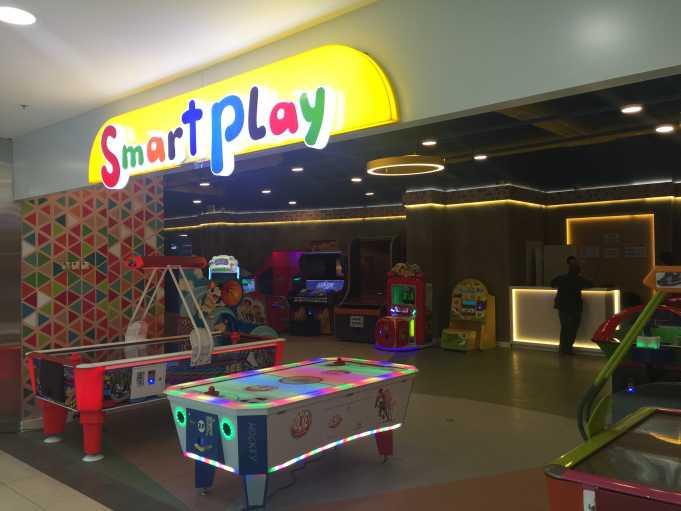 Smart Play Kayseri Park AVM Şubesi