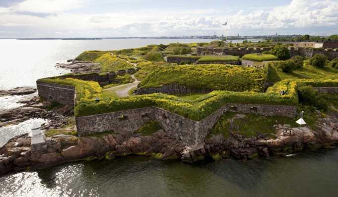 Suomenlinna Kalesi